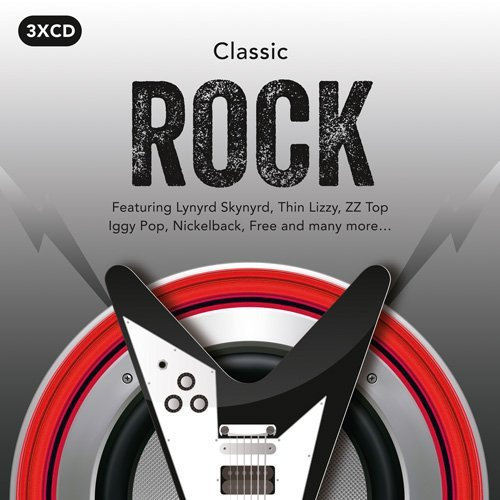 Classic Rock 3CD Box Set (2016)