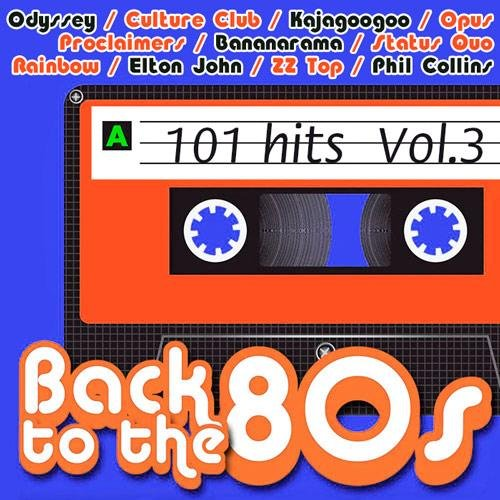 Back To The 80s Vol.3 (2016)