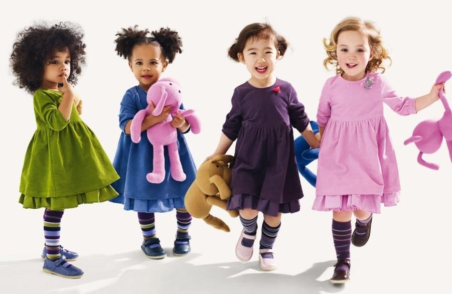 Модные идеи для детей