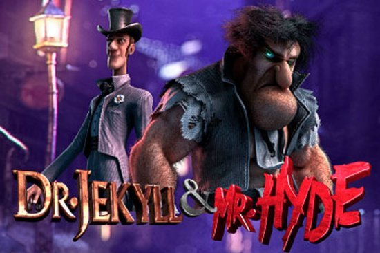 Игровой автомат Dr Jekyll and Mr Hyde в казино Azino777