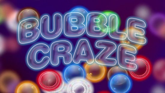 Бонусы в игре «Bubble Craze» казино Азино777